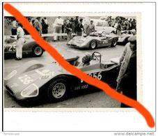54 TARGA FLORIO 1970 AMS & ABARTH 1000 FOTO ORIGINALE 9X13 BOX FLORIOPOLI Sport - Automobili