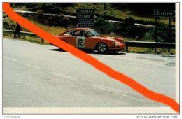 TARGA FLORIO AUTOSTORICHE 93 Porsche 911 (12) 10X15  Archivio Privato Sport - Automobili