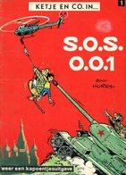Ketje En Co - S.O.S. 0.0.1.  (1ste Druk) 1967 - Other