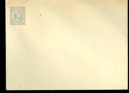 BRIEFOMSLAG NEDERLAND * VOORDRUK 12 1/2 CT NVPH 38  * ONGEBRUIKT  (10.456m) - Periode 1891-1948 (Wilhelmina)