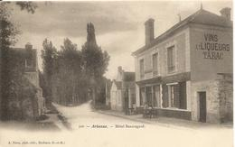 ARBONNE  ( Seine-et-Marne )  -  Hôtel  Beauregard - France