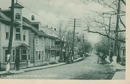 Village De Ste. Anne De La Pocatiere, Quebec - Quebec