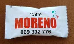 Sachet De Sucre, Caffe Moreno, Ulcinj Montenegro - Sucres