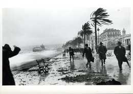 Tempête à Nice 1925 Par Lartigue - Autres Photographes