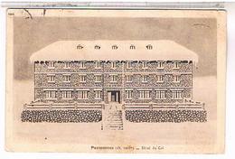 09 PUYMORENS  Alt 1918m  HOTEL DU COL       TBE  AR218 - France