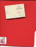 HONGRIE Mini Calendrier De Poche 1908 TARCZA NAPTAR - Petit Format : 1901-20