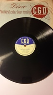 CGD  -  1951. Serie  PV 1765.  Teddy Reno, Lelio Luttazzi - 78 G - Dischi Per Fonografi