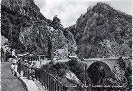 PONTE S. LUIGI  -  La Frontière Italo-française - Customs