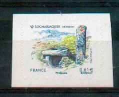 France 2014 - Locmariaquer, Morbihan, Bretagne / Brittany - Menhir And Dolmen - MNH - Archéologie