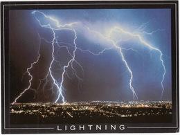 Lightning - (England) - Astronomy