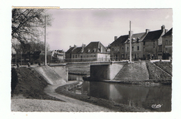 BLANZY LES MINES - 71 - LE CANAL DU CENTRE CPSM - France