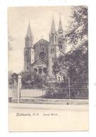 OBER-SCHLESIEN - KATTOWITZ / KATOWICE, Evangelische Kirche, 1912 - Schlesien