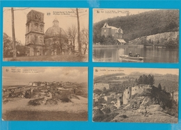 BELGIË Lot Van 60 Oude Postkaarten, 60 Cartes Postales Anciennes - Cartes Postales