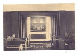 """OBER-SCHLESIEN - NEISSE / NYSA, Volksbildungshaus """"Heimgarten"""", Kapelle, 1929 - Schlesien"""
