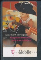 ÖSTERREICH Prepaidkarte -T- Mobile  - Siehe Scan - 10735 - Oesterreich