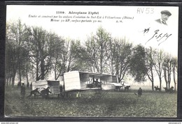 1499 AV53 AK PC CPA AEROPLANE ZIPFEL NON CIRCULER TTB - ....-1914: Precursori
