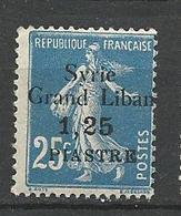SYRIE  N° 93  NEUF**  SANS CHARNIERE / MNH - Syria (1919-1945)