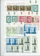 VATICAN. Lot Stock Neuf** Sur 16 Pages. Timbres Par Multiple, Départ 1 €. - Collections (with Albums)