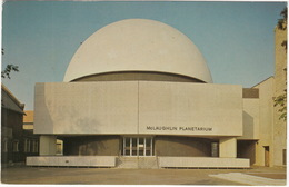 McLaughlin PLANETARIUM Of The  Royal Ontario Museum, Toronto, Canada - Sterrenkunde