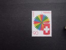 Schweiz    Nationale Feste Und Feiertage  Europa Cept  1998   ** - 1998