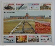 St.Vincent&The Gren. 1995** Klb.3093-3100. Auschwitz-Birkenau MNH [12174] - Militaria
