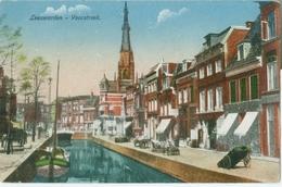 Leeuwarden; Voorstreek (richting Bonifatiuskerk) - Gelopen. (uitgever?) - Leeuwarden
