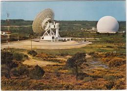 Pleumeur-Bodou - La Troisième Antenne Et Le Radome - (France) - Sterrenkunde