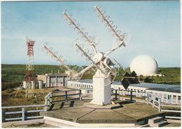 Pleumeur-Bodou - Le Radome Et Le Command Tracker - (France) - Astronomy