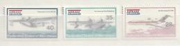 Micronesia 1984 Airmail - Aircrafts 3v Mint - Micronesia