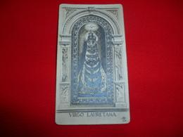 Santino Virgo Lauretana Nb 1256 - Devotion Images