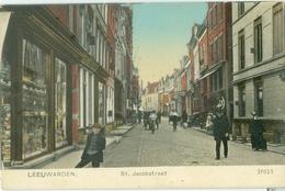Leeuwarden; St. Jacobstraat - Niet Gelopen. (Nauta - Velsen) - Leeuwarden