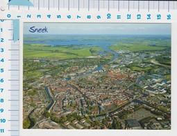 Sneek - Friesland -  Luchtfoto - Sneek