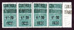 """Algérie Colis Postaux N°42 B + Gros Point+""""1"""" Et """"f"""" Rapprochés Tenant à Normal N** LUXE  Cote 72 Euros !!!RARE - Algérie (1924-1962)"""