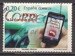 Spanien  (2012)  Mi.Nr.  4670  Gest. / Used  (7ac13) - 1931-Heute: 2. Rep. - ... Juan Carlos I