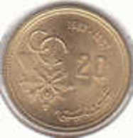 Maroc, Al-Hassan II, 20 Santimat, 1987 - Maroc