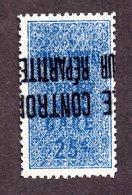 Algérie Colis Postaux N°21Ad N** LUXE  Cote 45 Euros !!!RARE - Algérie (1924-1962)