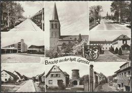 Mehrfachansicht, Bracht An Der Holländische Grenze, C.1968 - Ernst Umlauf Foto-AK - Germany