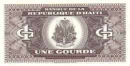HAITI P. 253a 1 G 1989 UNC - Haïti