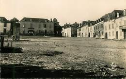 Dép 64 - Monein - Place Marcadieu - Semi Moderne Petit Format - état - France