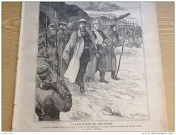 1905 GUERRE RUSSO JAPONAISE / CAPITULATION DE PORT ARTHUR / AU MAROC TANGER / LA POSTE AUX CHIENS AU CANADA - Sin Clasificación