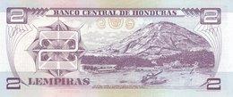 HONDURAS P.  80Ad 2 L 2003 UNC - Honduras