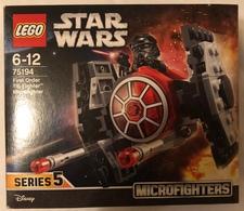 Lego Star Wars - Set Nº 75194 - Neuf Ouvert - Lego