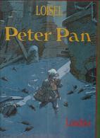 """PETER PAN  """" LONDRES """"  LOISEL - E.O. NOVEMBRE 1990  VENTD D'OUEST - Peter Pan"""