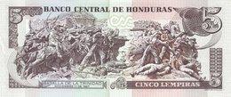 HONDURAS P.  91b 5 L 2008 UNC - Honduras