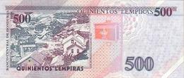 HONDURAS P.  78h 500 L 2010 UNC - Honduras