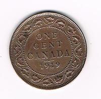 &  CANADA  1 CENT 1919 GEORGIVS V - Canada
