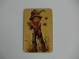 Children Enfant Criança Portugal Portuguese Pocket Calendar 1986 - Calendars