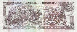 HONDURAS P.  91a 5 L 2006 UNC - Honduras