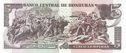 HONDURAS P.  85d 5 L 2004 UNC - Honduras