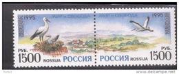 CEPT Frieden Und Freiheit Rußland 471 - 472  ** Postfrisch, MNH, Neuf - 1995